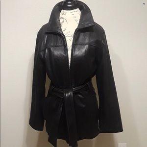 Charles Klein Vintage Leather Jacket